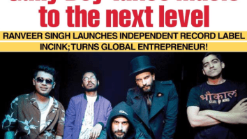 IncInk: Ranveer Singh's Exciting New Record Label Venture