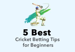 5 Best Cricket Betting Tips for Beginners