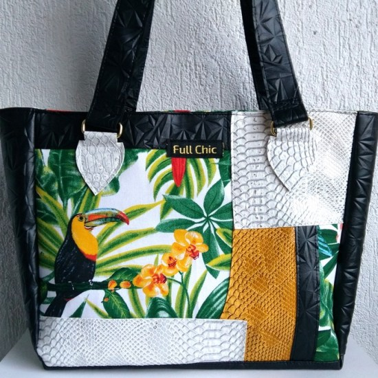 sac patch toucan