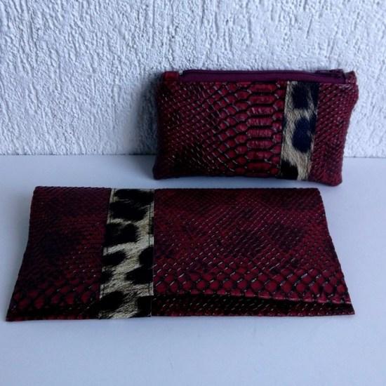 duo pm pc bordeaux leopard