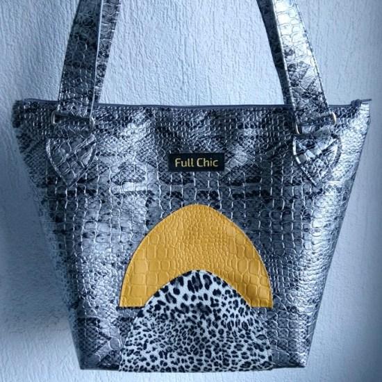sac arcada argent jaune