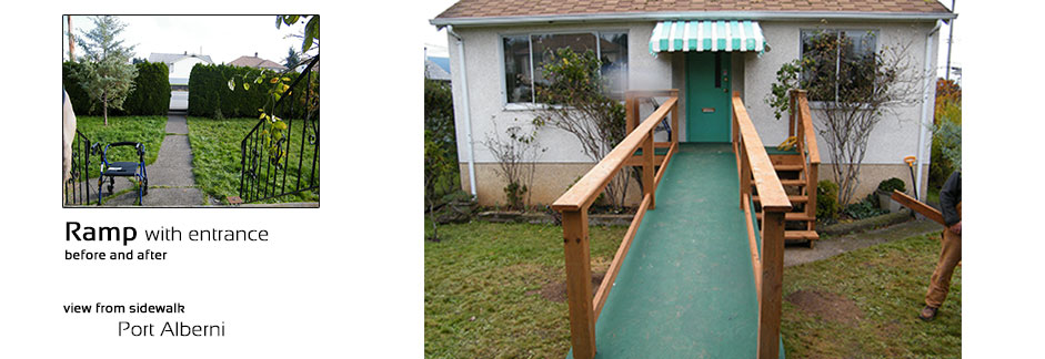 Accessibility Ramp_from street