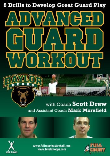 advanced guard workout front