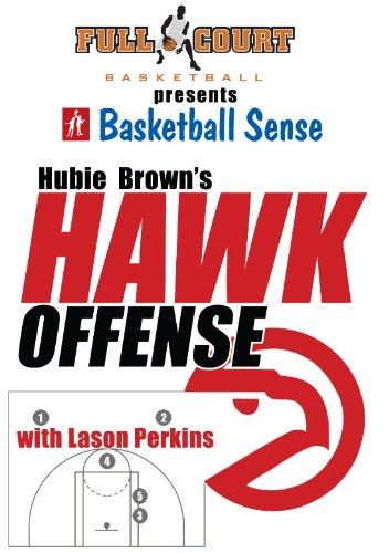 Hubie Brown's Hawk Offense Front
