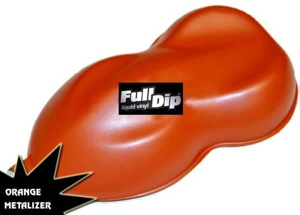 Full Dip ARANCIONE METALLIZATO