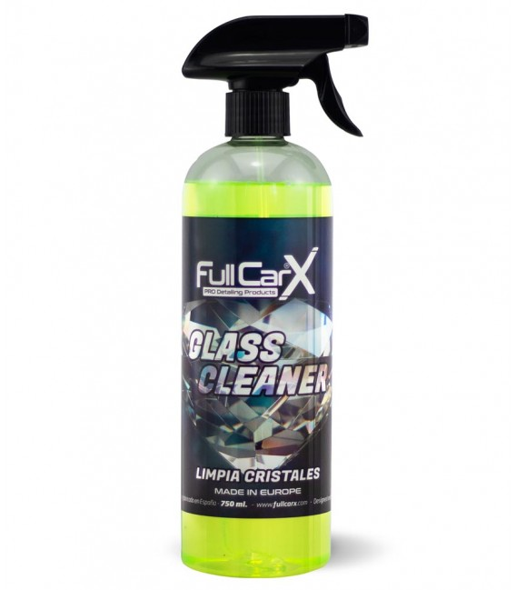 Pulisci vetro Glass Cleaner FullCarX 750ml