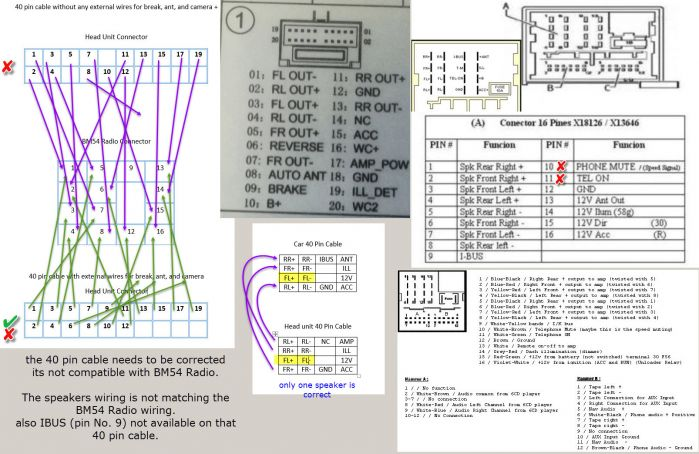 normal_40 pin cables diagram?resize\\\\\\\=665%2C432 dsp wiring diagram e39 e38 wiring diagram \u2022 edmiracle co bmw e39 amplifier wiring harness at panicattacktreatment.co