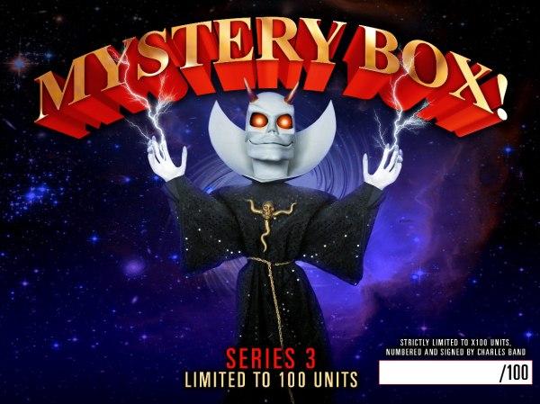 (Domestic) Series 3: Full Moon MysteryBox, Volume 1 thru 6 ...