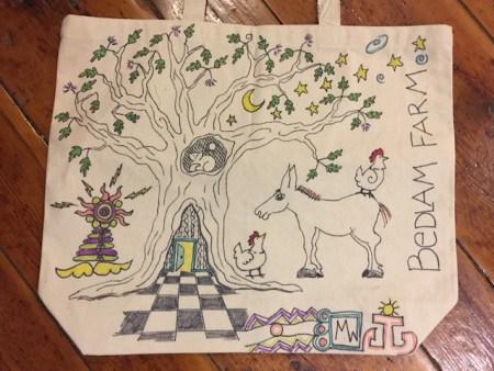 Tree And Donkey