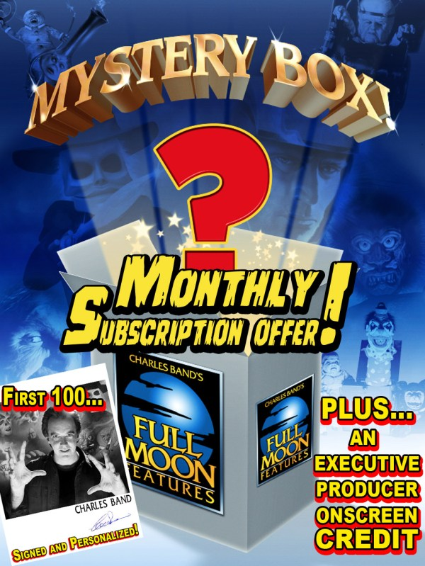 Full Moon Mystery Box