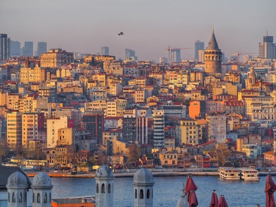 It's Istanbul, not Constantinople.