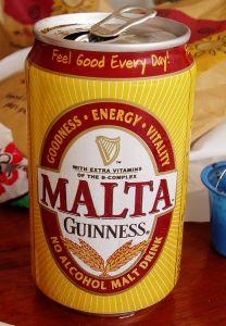 guinness malto