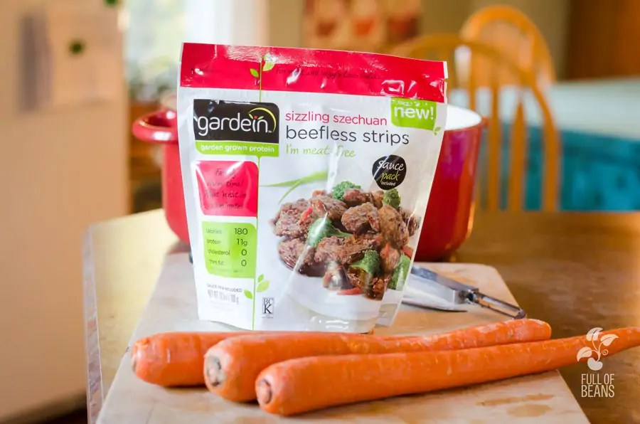 gardein beefless strips