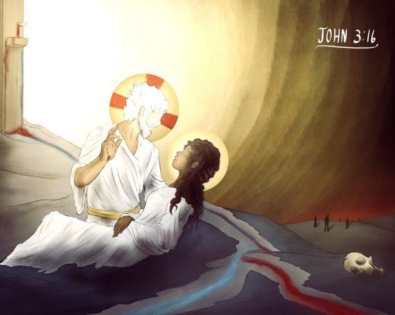 John 3:16 ver. 2