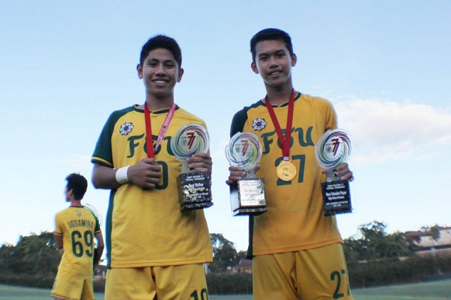 Cebuano Booters Shine in UAAP Football Finals