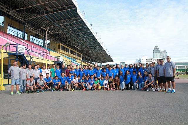 CFA Elite Teams See Action in PFF Festival of Football in San Carlos City