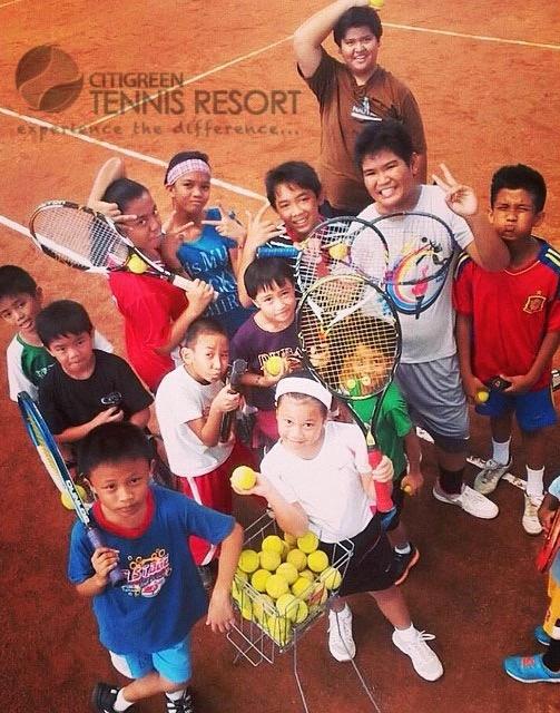 CitiGreen Tennis Resort Summer Clinic