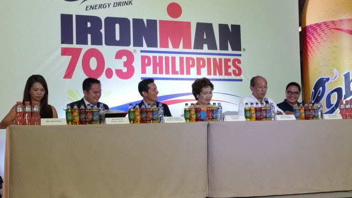 The Cobra Ironman 70.3 will be staged in Cebu again this August 2.