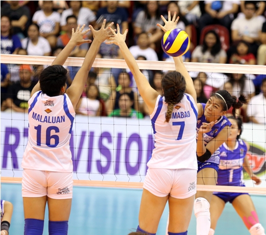 BaliPure's top hitter Alyssa Valdez will have to sustain her attack, the way she did against Pocari's Michelle Gumabao and Lutgarda Malaluan last Saturday, as the Water Defenders and the Lady Warriors begin their Final Four clash today.