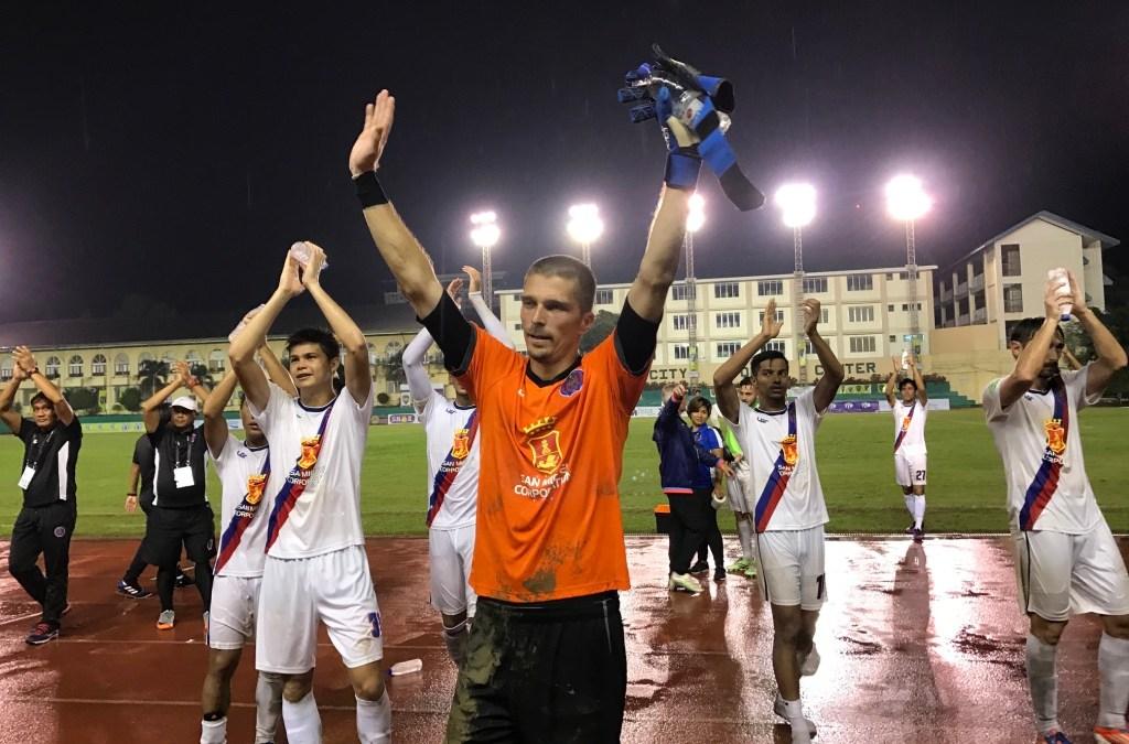 PFL: Davao Aguilas FC draws Global Cebu FC on solid defense
