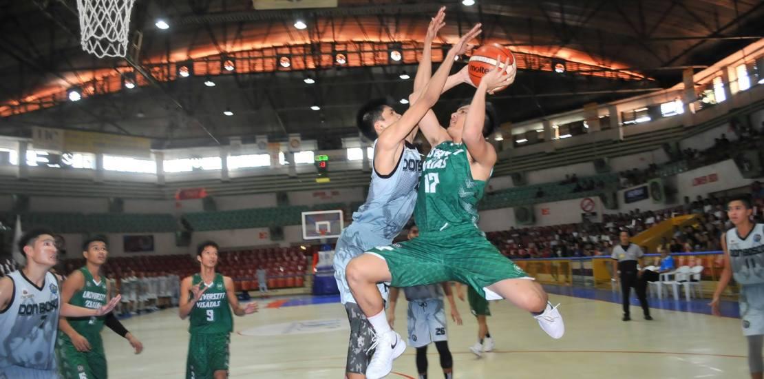 Cesafi basketball