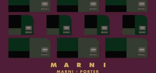 マルニ (MARNI) × ポーター (PORTER)のコラボシリーズが発売!