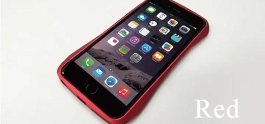 CLEAVE iPhone6 Plus用アルミバンパー