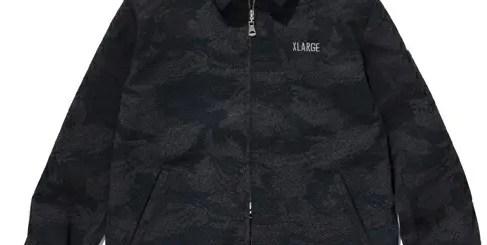エクストララージ (XLARGE) × ディッキーズ (Dickies)のコラボワークジャケットが発売!