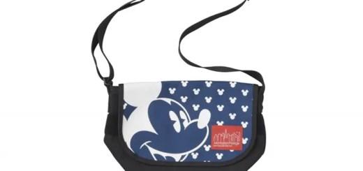 ディズニーシー (Disney Sea)限定! マンハッタンポーテージ (Manhattan Portage) とのコラボバッグが発売!