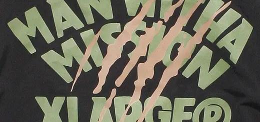 3/14!エクストララージ (X-large) × マン ウィズ ア ミッション (MAN WITH A MISSION)のコラボアイテムが発売!