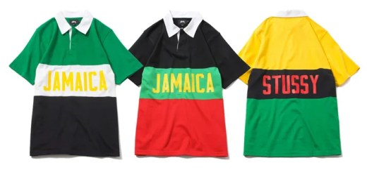 ステューシー (STUSSY)からラスタカラーのラグビーシャツや、花柄ショーツ、WT TEE等が発売!