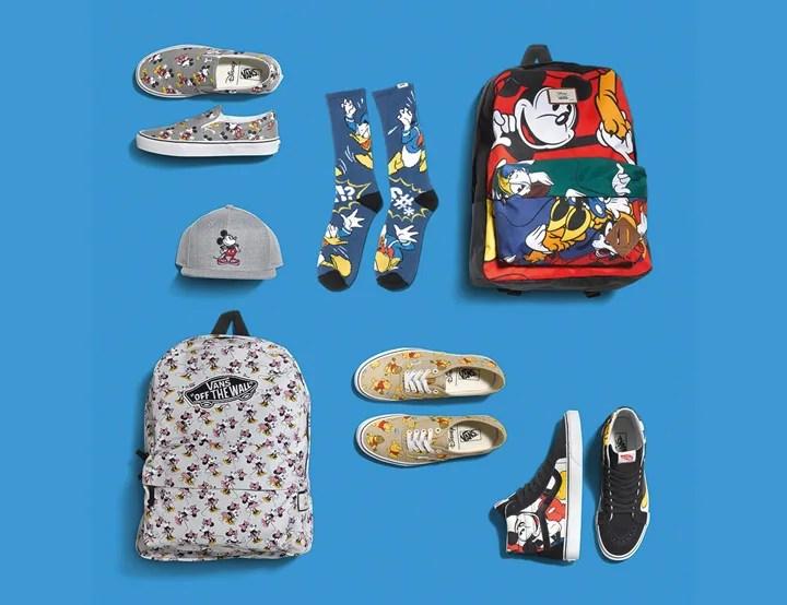 発売間近!6月中旬!Disney × VANS 2015 夏モデルがリリース! (ディズニー バンズ 2015 SUMMER)