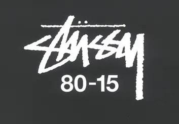 ステューシーの35年を詰め込んだマスターガイド「STUSSY 80-15」が7/17から発売!