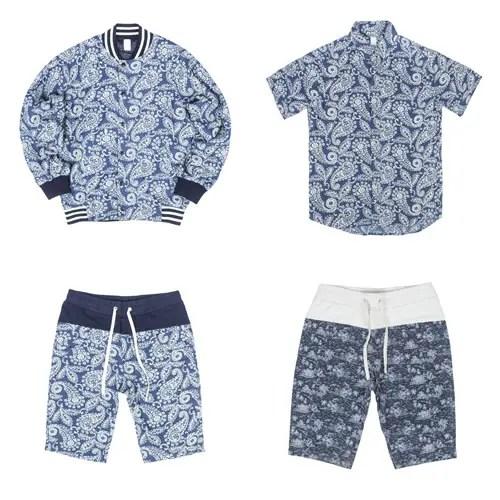 台湾アパレル「クロット (CLOT)」からフローラルパターンのアイテムが発売!