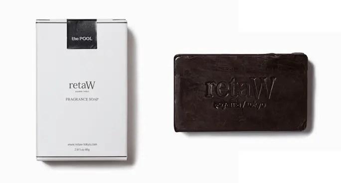 the POOL aoyama × retaWのフレグランスソープが発売!(ザ・プール青山 リトゥ)