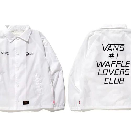 9/12発売!ダブルタップス × バンズ 2015年 秋冬コレクションが店舗限定でリリース!(WTAPS VANS 2015 FALL/WINTER)