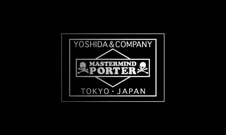 【速報】mastermind JAPAN × PORTERのコラボ第3弾!「mastermind PORTER」が9/19から発売!(マスターマインド ジャパン ポーター)
