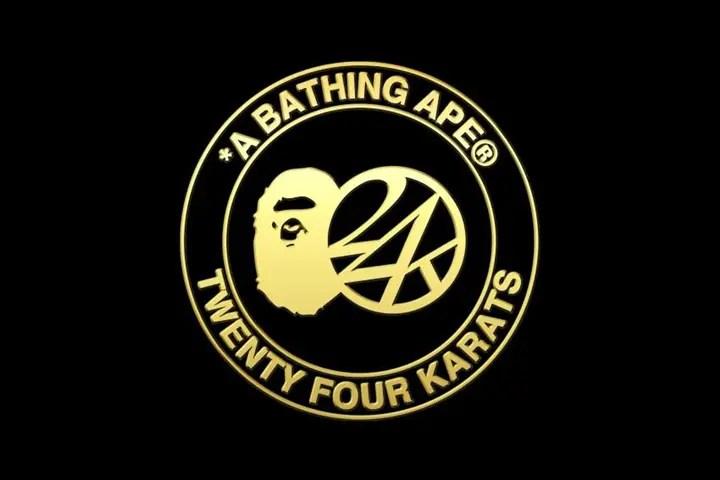 A BATHING APE × 24karatsとのコラボレーションが近日発売! (エイプ 24カラッツ)