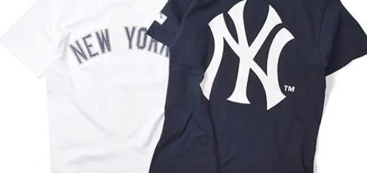 ラファイエットスポーツ ヤンキース TEEが10/10から発売!(Majestic New York Yankee Tee for LFYT SPORT)