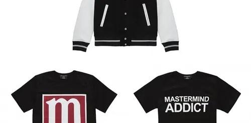 DSML発売中!mastermind JAPAN × A-Girls「スタジャン & TEE」 (マスターマインド ジャパン × エイガールズ)