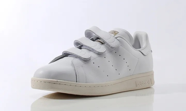 10/8発売!adidas Originals STAN SMITH CF TF (アディダス オリジナルス スタンスミス ベルクロ) [AQ5357][AQ5358]
