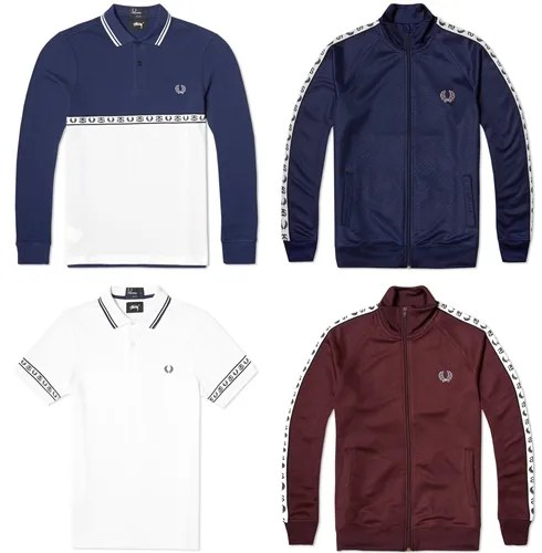 STUSSY × Fred Perry Collectionが10/9からリリース!(ステューシー フレッドペリー)