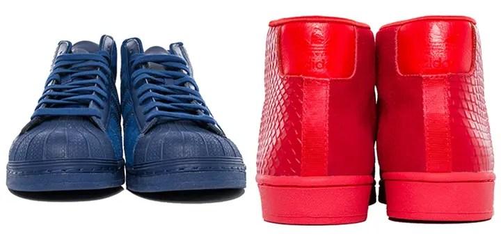 海外展開!アディダス オリジナルス プロ モデル スネークスキン (adidas Originals PRO MODEL SNAKESKIN)
