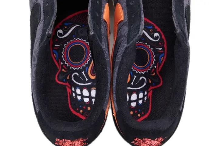 10/29発売予定!メキシコの祝祭「死者の日」がイメージ、ナイキ コルテッツ ベーシック プレミアム (NIKE CORTEZ BASIC PREMIUM QS) [816562-001]