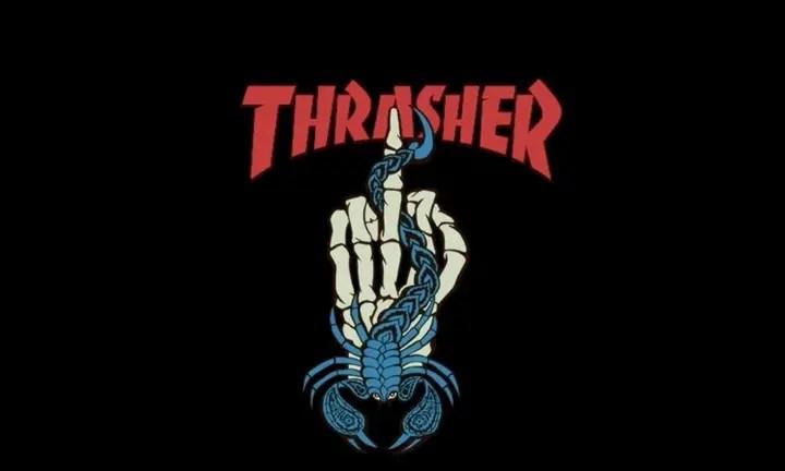 11/21から発売!THRASHER × CHALLENGERとのコラボアイテム!(スラッシュー チャレンジャー)