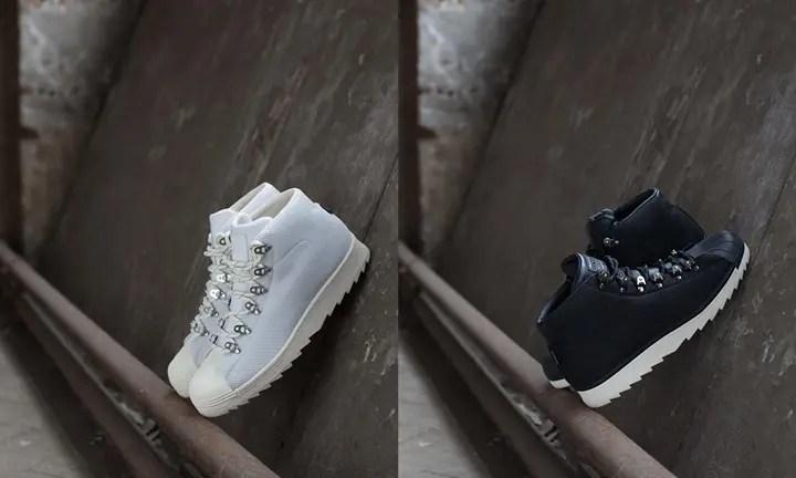 11/28発売予定!Gore-Texライニングで防水性と透湿性を両立したアディダス オリジナルス プロモデル ブーツ GTX (adidas Originals PRO MODEL BOOT GORETEX) [S81625,6]