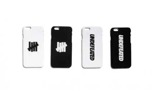 """12/12発売!UNDEFEATED x FACETASM 5Strikes BF S/SL TEE & iPhone Case for 6 /6s """"5Strikes""""&""""Unbalance"""" (アンディフィーテッド ファセッタズム アイフォン ケース)"""