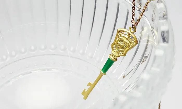 赤髪の白雪姫 × JAM HOME MADEとのキーアイテムを具現化したアクセサリー「Key Necklace」が4月上旬発売! (ジャムホームメイド)