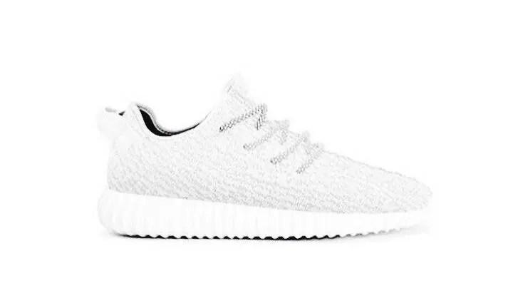 """【1/30発売?】adidas Originals YEEZY 350 BOOST LOW ニューカラー """"White""""が海外で予約開始! (アディダス カニエ ウェスト イージー ブースト ホワイト Kanye West)"""