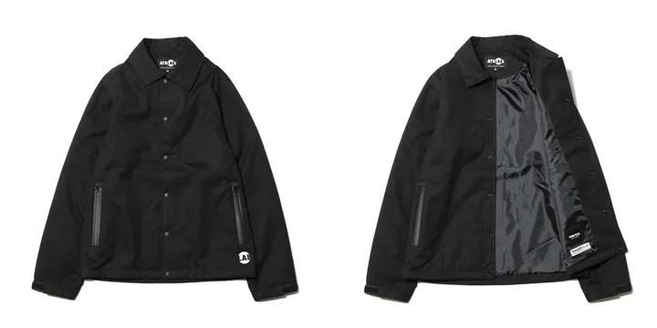 ATMOSLAB 2016 SPRINGから「VENTILE Coaches Jacket」が1/23から発売! (アトモスラボ コーチジャケット)